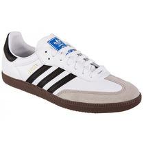 Tenis Originals De Piel Samba Para Hombre Adidas G17102