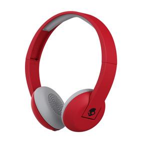 Skullcandy Audífonos On-ear Bluetooth Uproar Bt Rojo