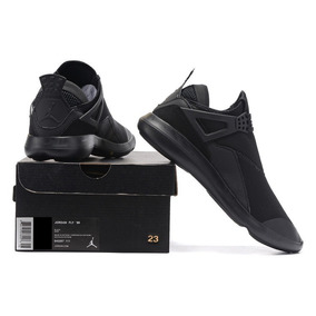 Tênis Nike Air Jordan Fly ´89 Preto Nba Basquete Original!