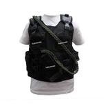 Linea De Vida Trenzada Doble / Armamento Fusil Pistola