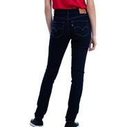 Jean Levi's Mujer 311 Shaping Skinny Azul Marino