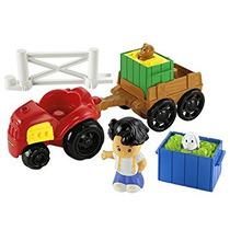 Juguete Little People Farm Tractor