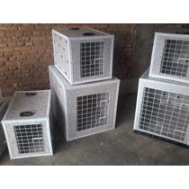 Caixa Kennel De Transportes Para Cães E Gatos N.04