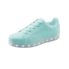 Zapatillas Led Unisex Color Por Mayor Embalaje
