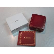 Encendedor Cartier Trinity Original Oro Platino De Coleccion