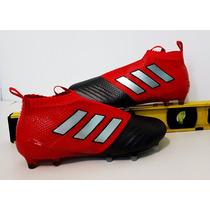 Purecontrol 17 Negro Rojo Mastercontrol Pure Control Adidas