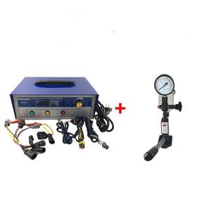 Probador De Inyectores Diesel Piezoelectricos + Validador
