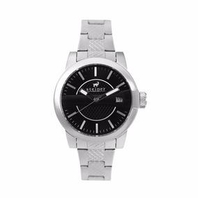 Reloj Suizo Análogo Steiner Para Dama Mod St21507e