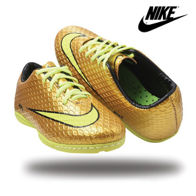25e178276d Chuteira Numero 35 Cor Principal Dourado - Chuteiras Nike no Mercado ...