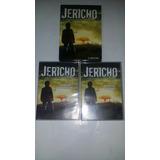 Serie Jericho Completa 1 E 2 Temporadas Originais Com Luva!