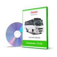Emissor Cte Os Sistema Conhecimento Transporte Passageiros