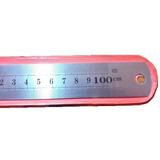 Regla Metal Acero Inoxidable 1metro+100cm+40pulgadas