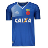 Camisa Umbro Vasco Goleiro 2017 Royal