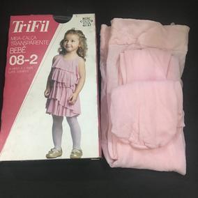 Meia-calça Bebê Trifil Fio 20