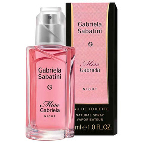 Miss Gabriela Sabatine Night Eau De Toilette 60ml
