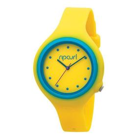 0fb9ca8072a Relogio De Pulso Ripcurl Aurora - Amarelo azul. R  149. 12x R  14. Frete  grátis