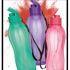 Tupperware Eco Twist Plus Con Pico 500 Ml Botella