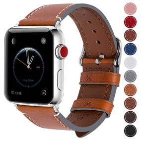 570a9bf1a6c Pulseira Ajustável Para Relógio Apple Watch Serie 123 Hermes. São Paulo ·  Pulseira De Couro Para Apple Watch 1 2 3 E 4