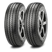 Kit X2 Pirelli 175/65 R14 Chrono Cuotas