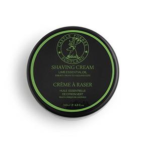 Castle Forbes Lime Oil Shaving Cream, 6.8 Fl. Oz.