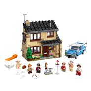 Lego Harry Potter - Rua Dos Alfeneiros, 4 - 75968 - Lego