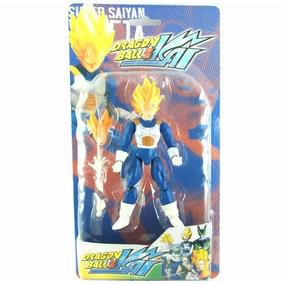 Vegeta Dragon Ball Z Boneco Totalmente Articulado Dbz Kai