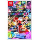 Mario Kart 8 Deluxe Juego Nintendo Switch Sellado