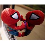 Spiderman Baby Adorno Muñeco Carro Ventanas