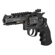 Revólver De Pressão Co2 Win Gun 701 Full Metal 4.5mm