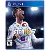 Juego Ps4 Sony Fifa 2018( Físico)