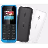 Celular Nokia 105 Original Economico Radio Camara + Sim Card