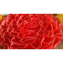 Capas De Almofadas Flor Brilhosas