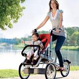 Bicicleta Coche Triciclo Paseo Bebé Niño Familia 12 S/rec Ch