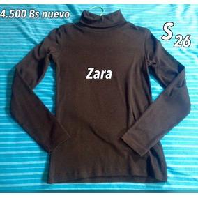Sueter Y Camisa Cuello Tortuga De Zara Mujer