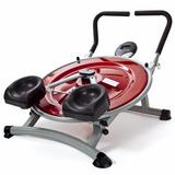 Maquina Abdominales Ejercicio Circular Ab Cicler Pro 360