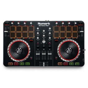 Controladora Numark Mixtrack Pro 2 + Virtual Dj 8 Pro