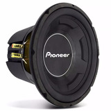 Subwoofer Pioneer Cara Preta 600w Rms Sub 12 Ts-w3090br D4