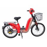 Bicicleta Elétrica Eco Bikes 350w