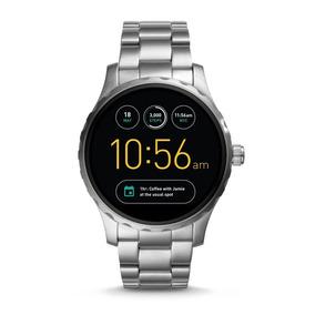 Smartwatch Fossil Q Marshal Gen 2 Ftw2109 Plata