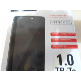 Disco Duro Externo Toshiba 1tb Totalmente Nuevo