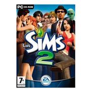 Los Sims 2 Juego Pc Fisico Original Dvd Box Electronic Arts