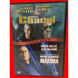 Pelicula 2dvd Chacal & Misión: Seguiridad Max. Bruce Willis
