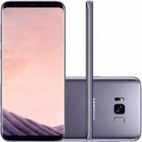 Galaxy S8 Plus 64gb Cor Ametista - Sem Arranhões Ou Marcas