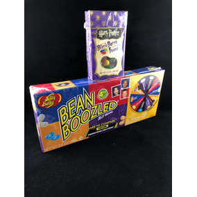 Oferta Combo Grageas Harry Potter + Jelly Beans Con Ruleta