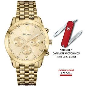396674f26d6 Brind Relogio - Relógio Bulova Masculino no Mercado Livre Brasil