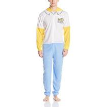 Pijama, Mameluco, Disfraz Homero Simpson Original