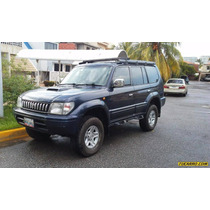 Toyota Prado Full Time