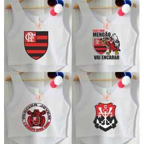 Flamengo Reserva Cropped - Camisetas e Blusas no Mercado Livre Brasil e730d696cf0e3