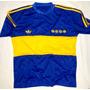 Camiseta Retro Boca Campeon 1981