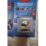 Coleccion Cascos Grandes Premios Fórmula 1 F1 L. Hamilton